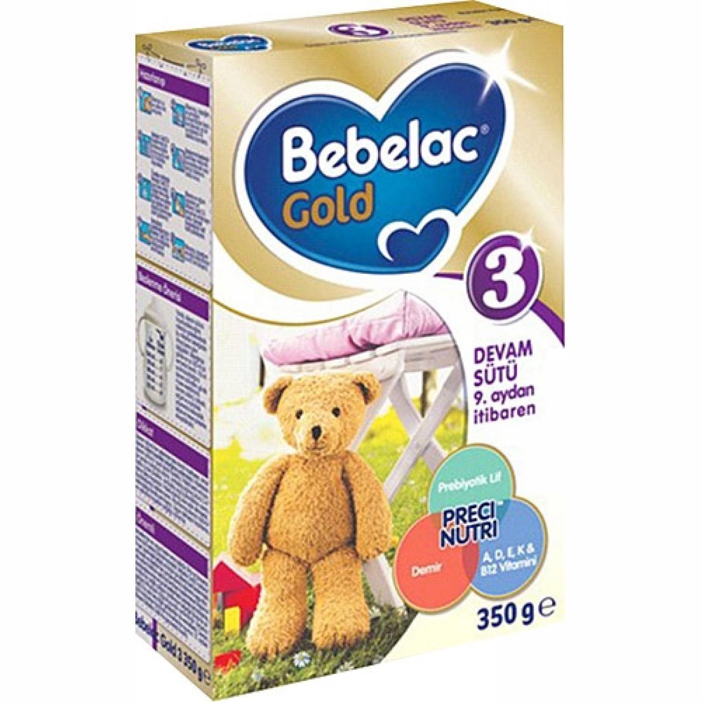BEBELAC GOLD 3 350GR