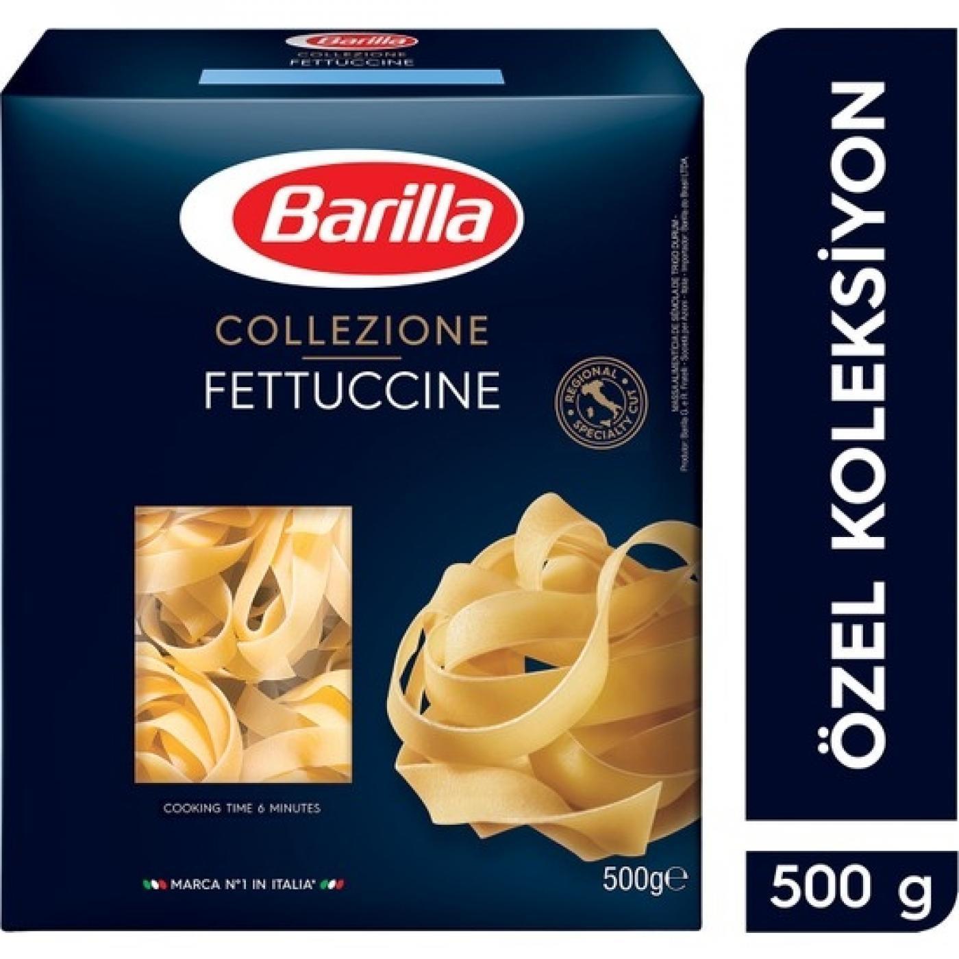 BARİLLA MAKARNA FETTUCCINE 500GR