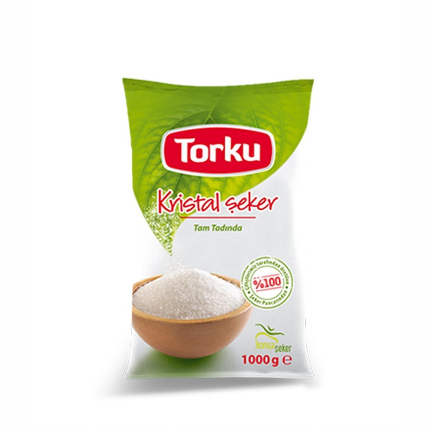 TORKU TOZ ŞEKER POŞET 1KG