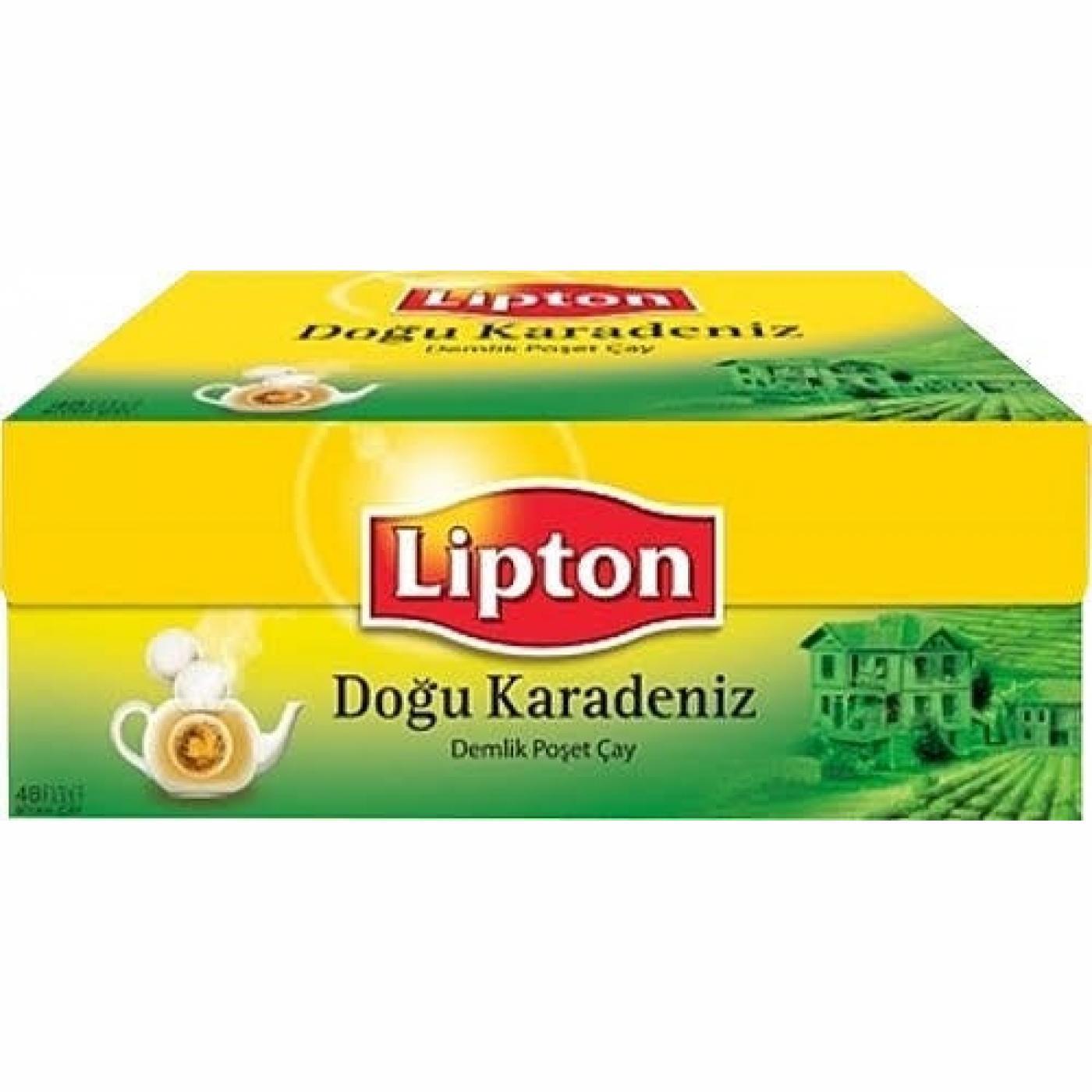 LİPTON D.KARADENİZ DEMLİK POŞET 48Lİ
