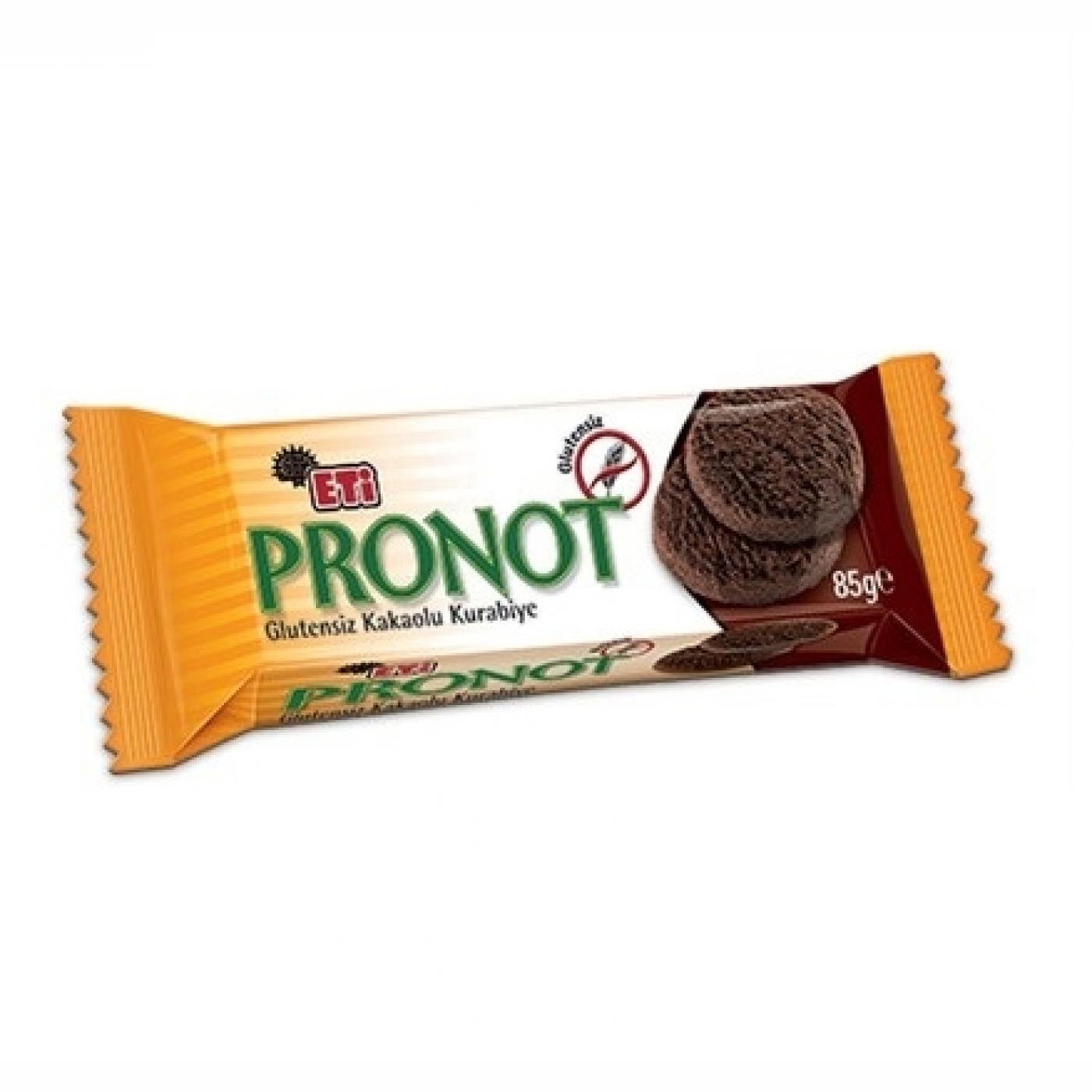 ETİ PRONOT KAKAOLU 85GR