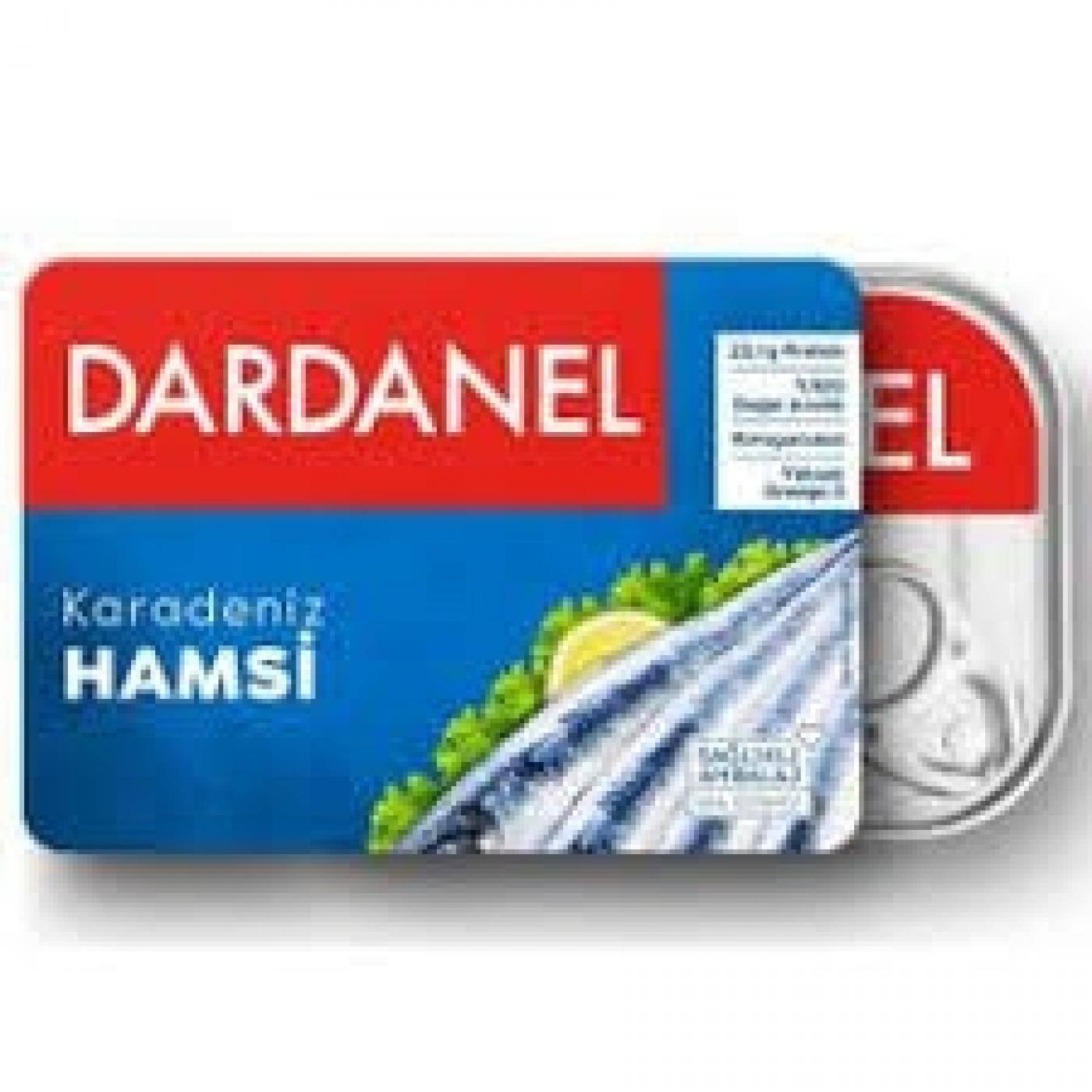 DARDANEL 100GR HAMSİ