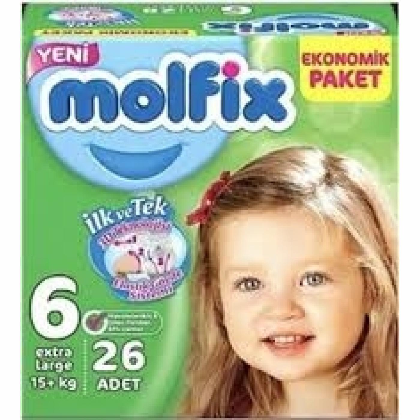 MOLFİX Jumbo 3D Maxi Plus