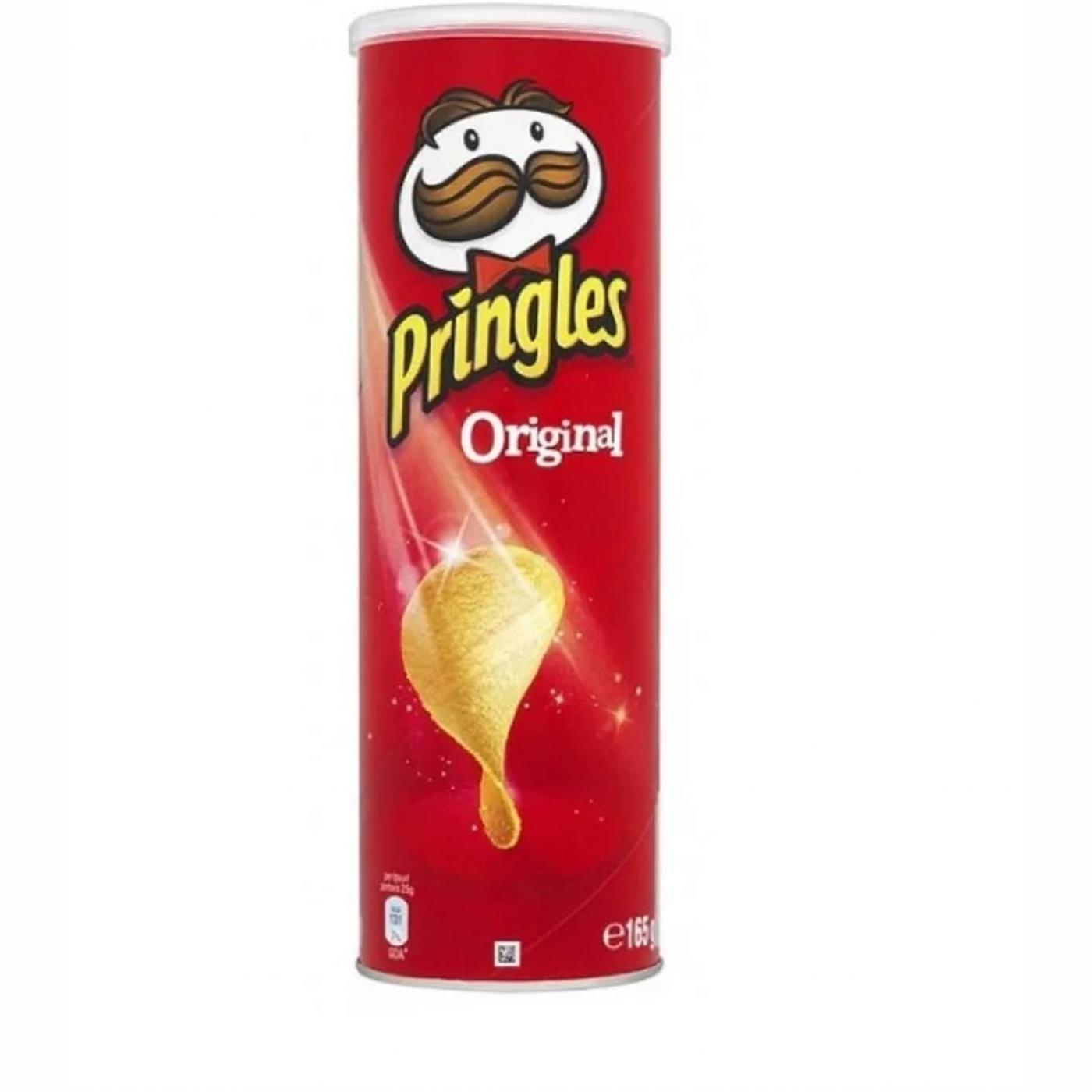 PRINGLES 165GR ORJİNAL