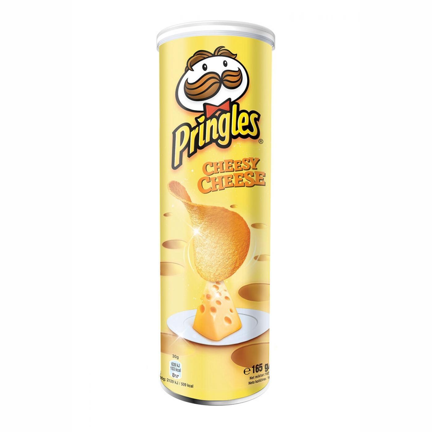 PRINGLES 165GR NACKO PEYNİRLİ