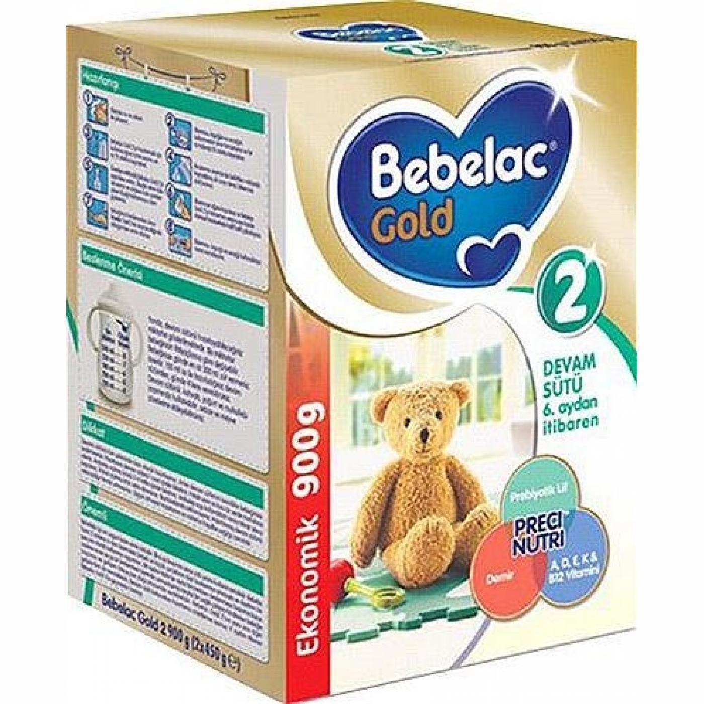 BEBELAC GOLD 2 900GR