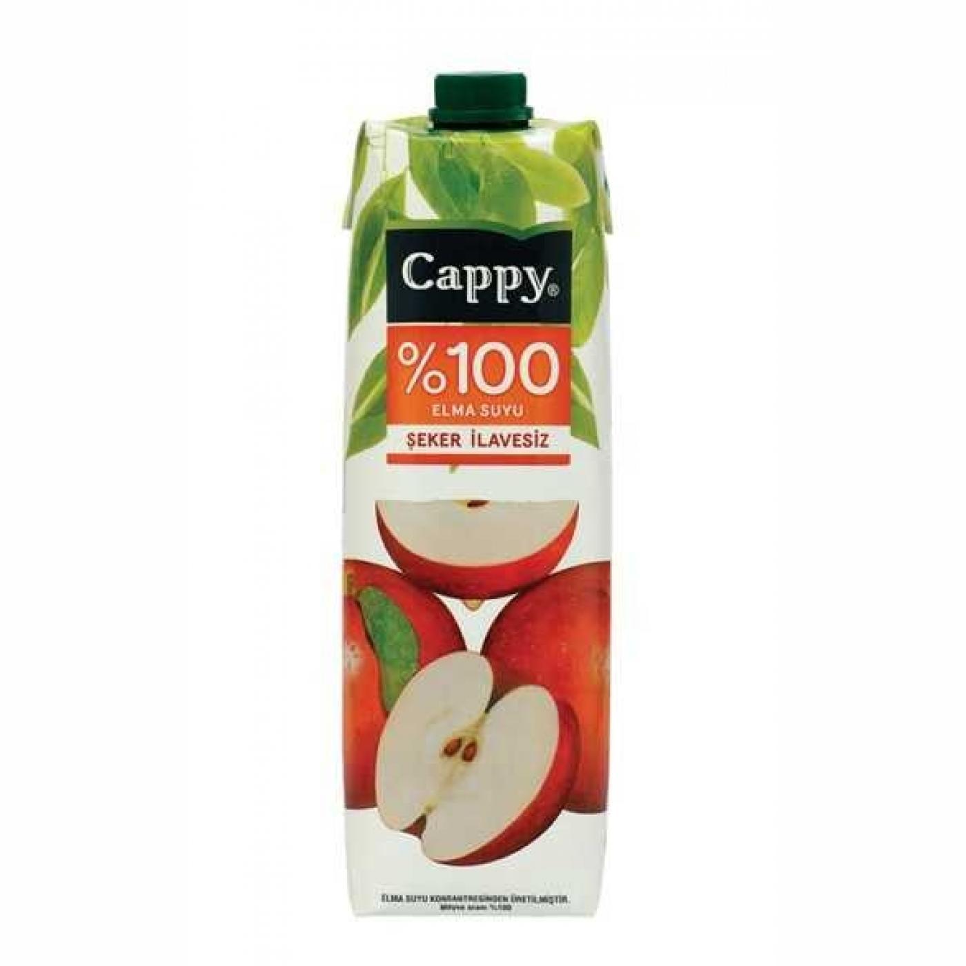CAPPY 1LT %100 ELMA