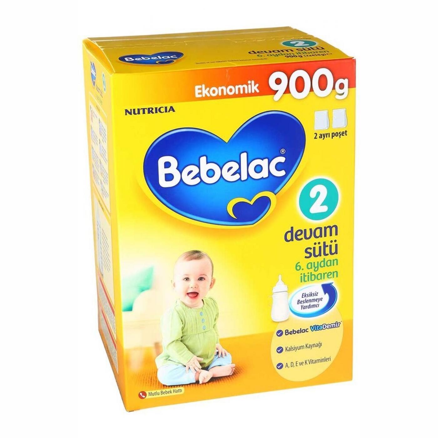 BEBELAC 2 900GR