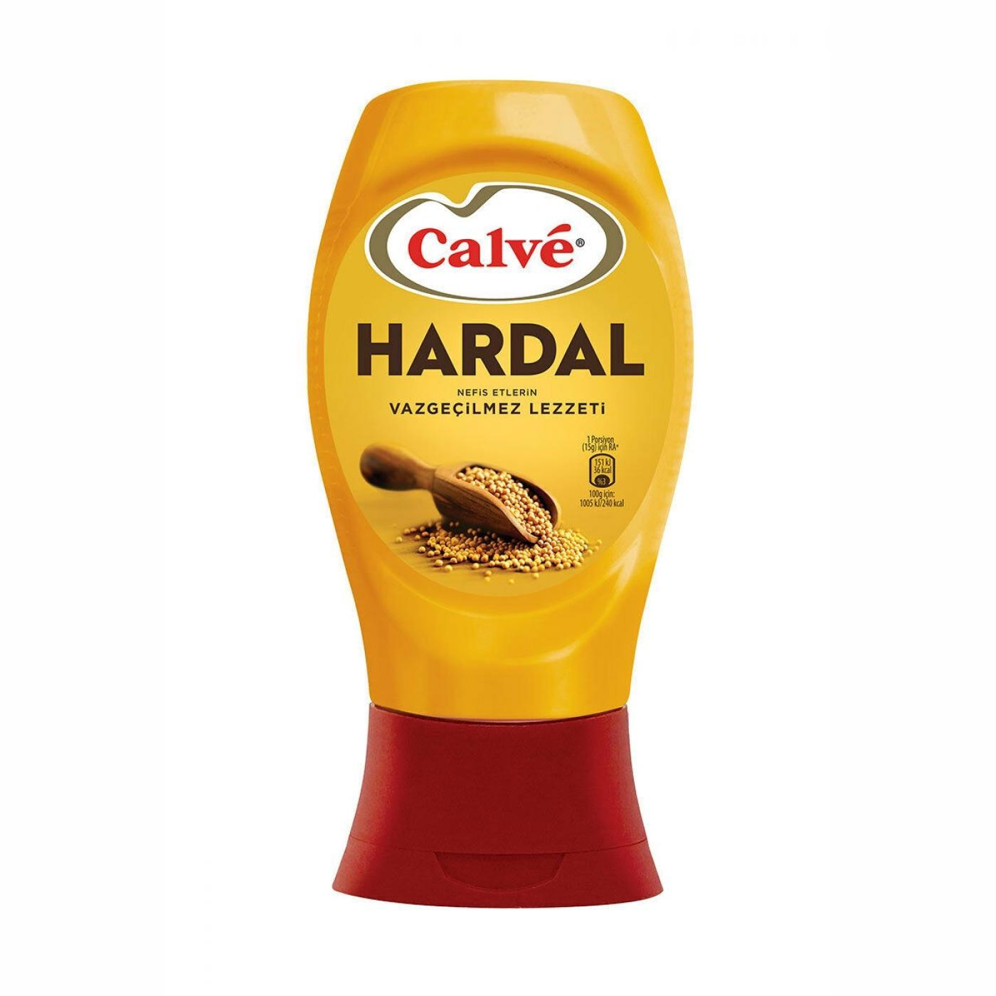 CALVE SOS HARDAL 250GR