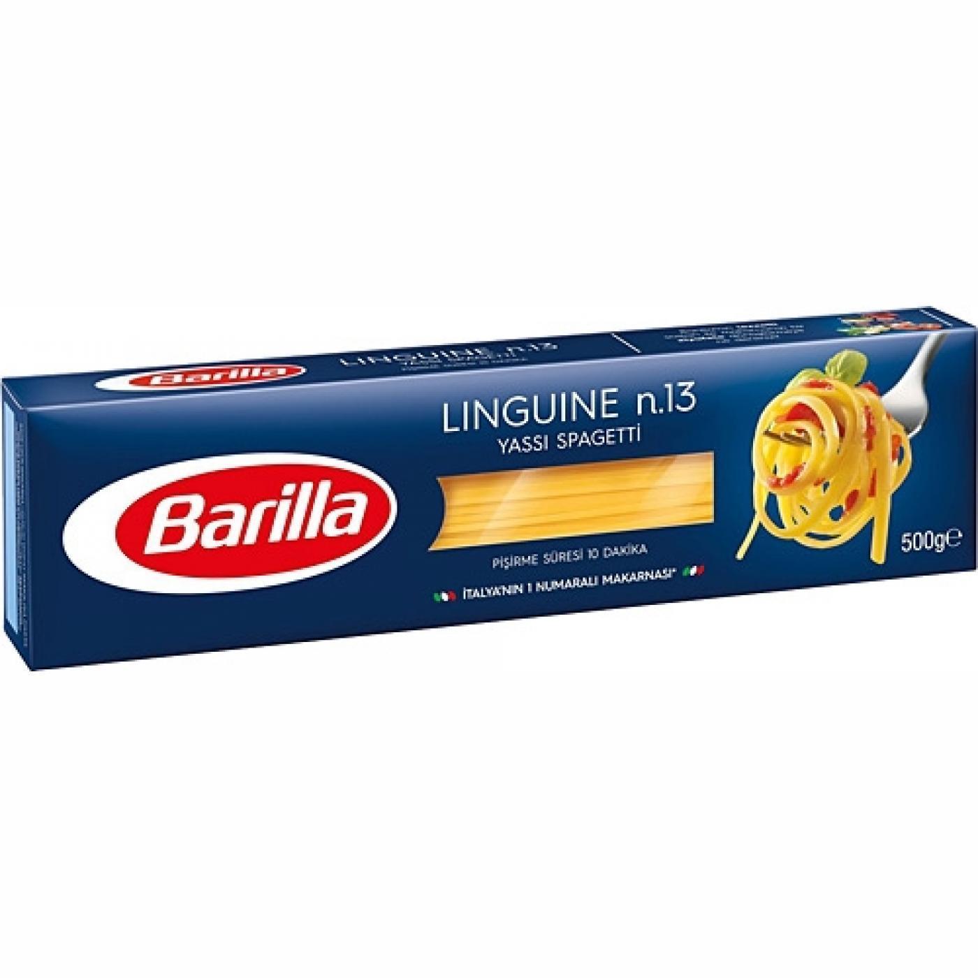 BARİLLA MAKARNA 500GR LINGUINNE