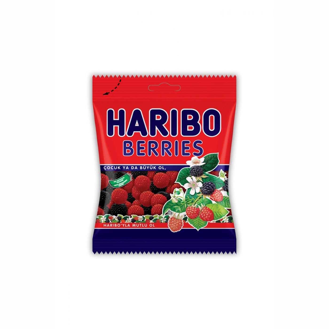 HARİBO 80GR BERRIES