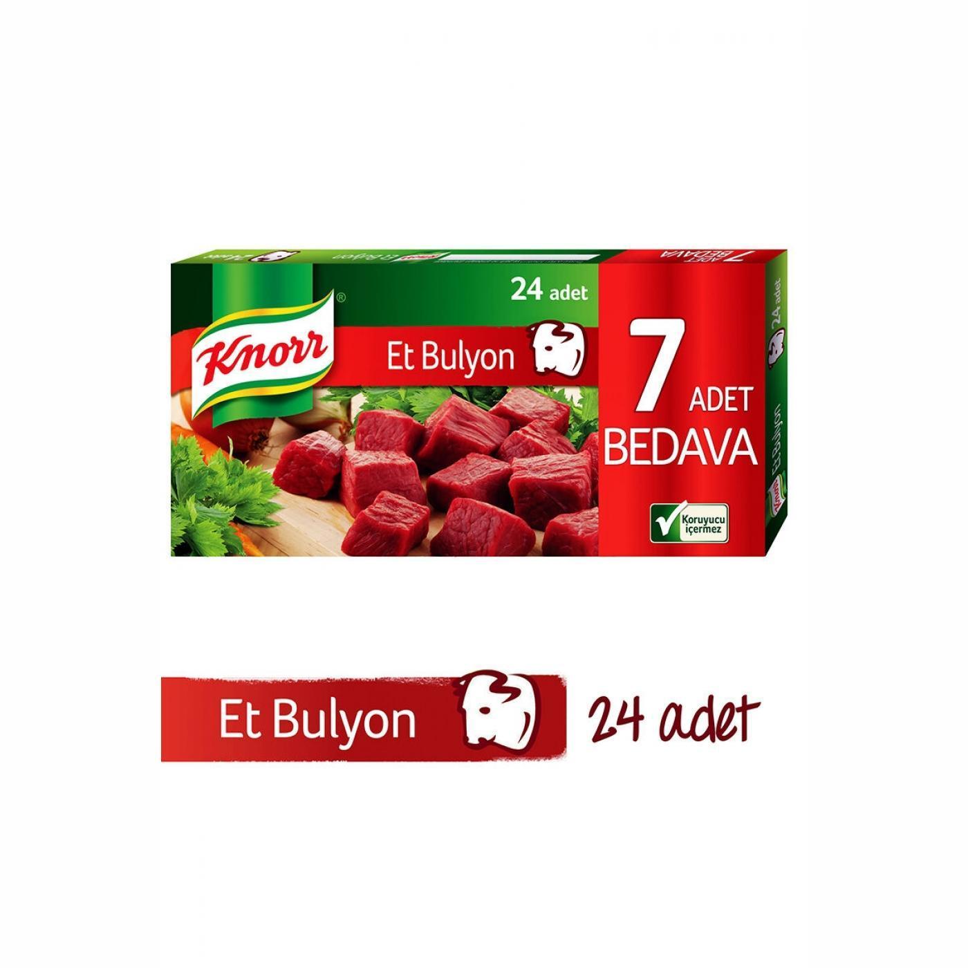 KNOR BULYON 24LÜ ET