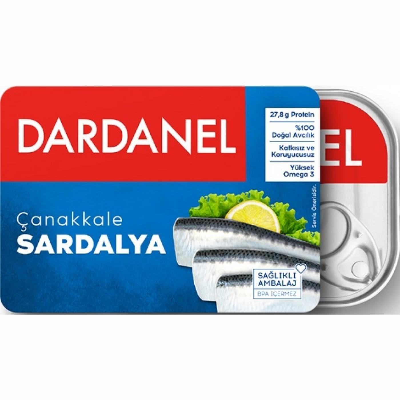 DARDANEL 100GR SARDALYA