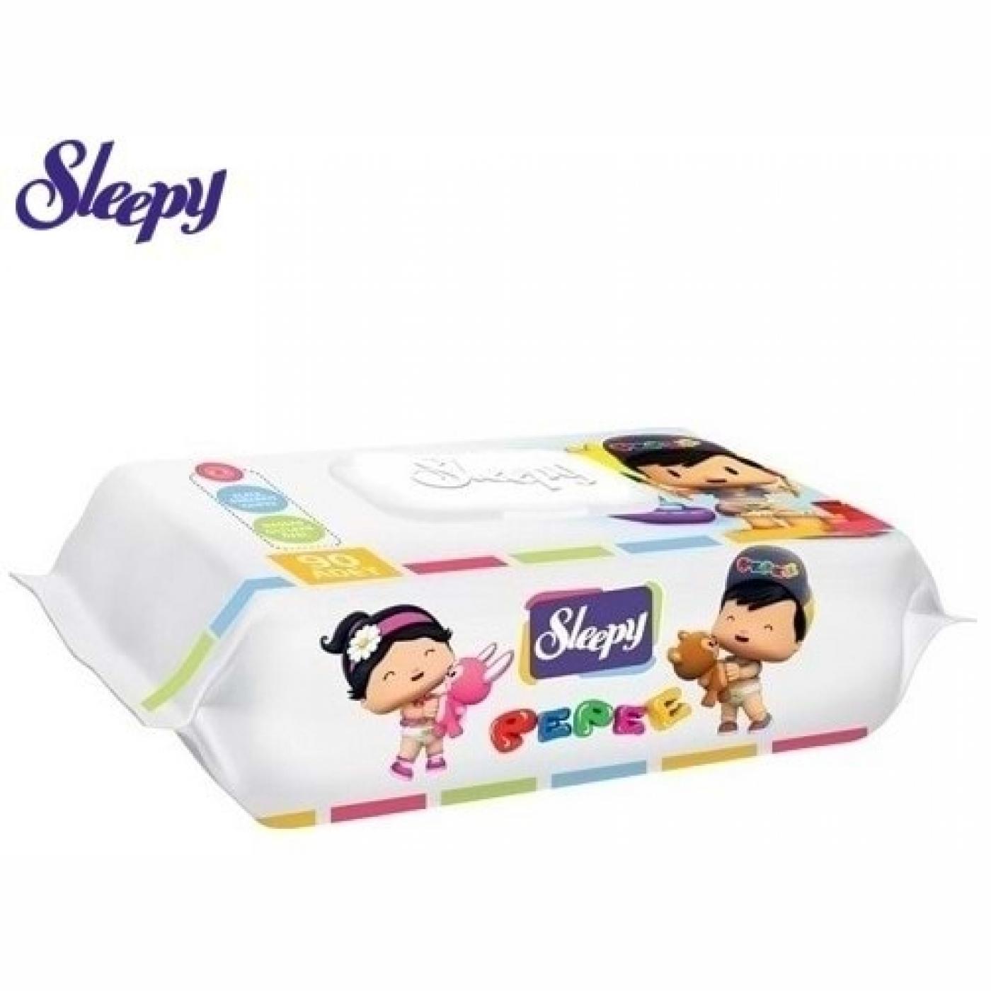 SLEEPY ISLAK HAVLU 90LI PEPE