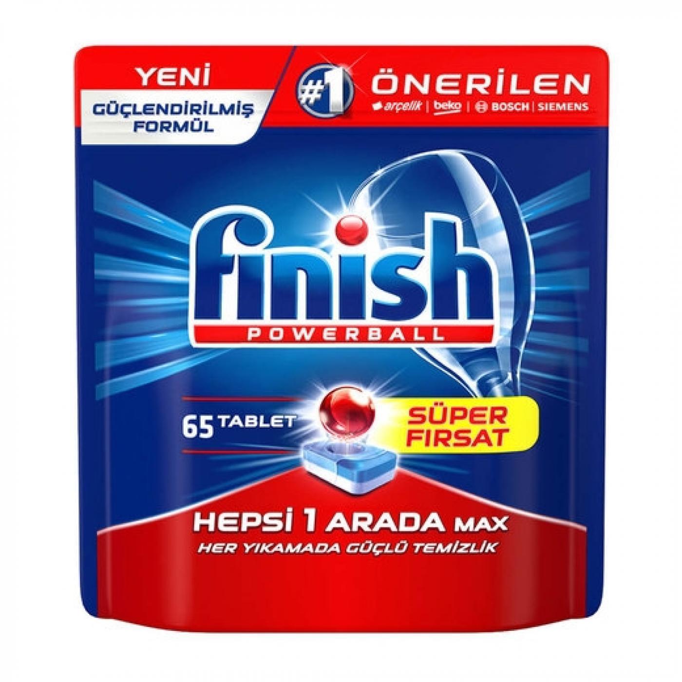 FINISH KAPSÜL HBA 65Lİ NORMAL*