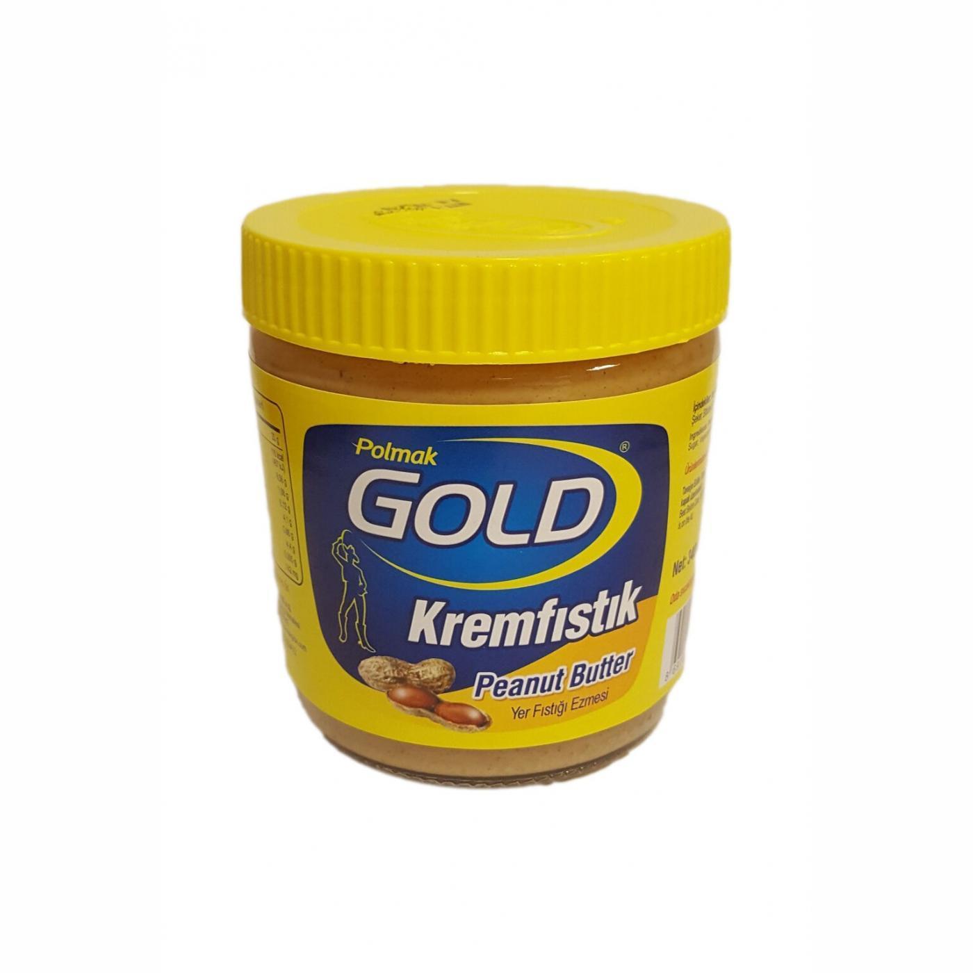 GOLD 340GR KREM FISTIK