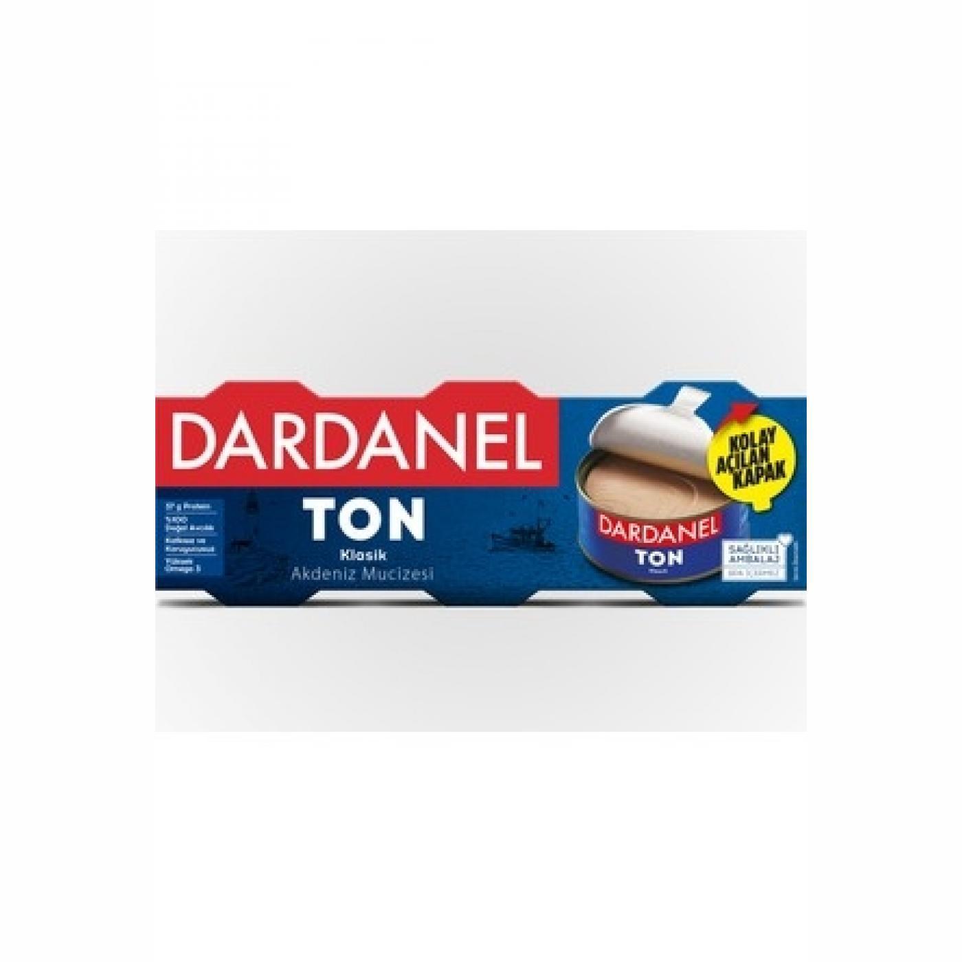 DARDANEL TON BALIĞI 150GR*3