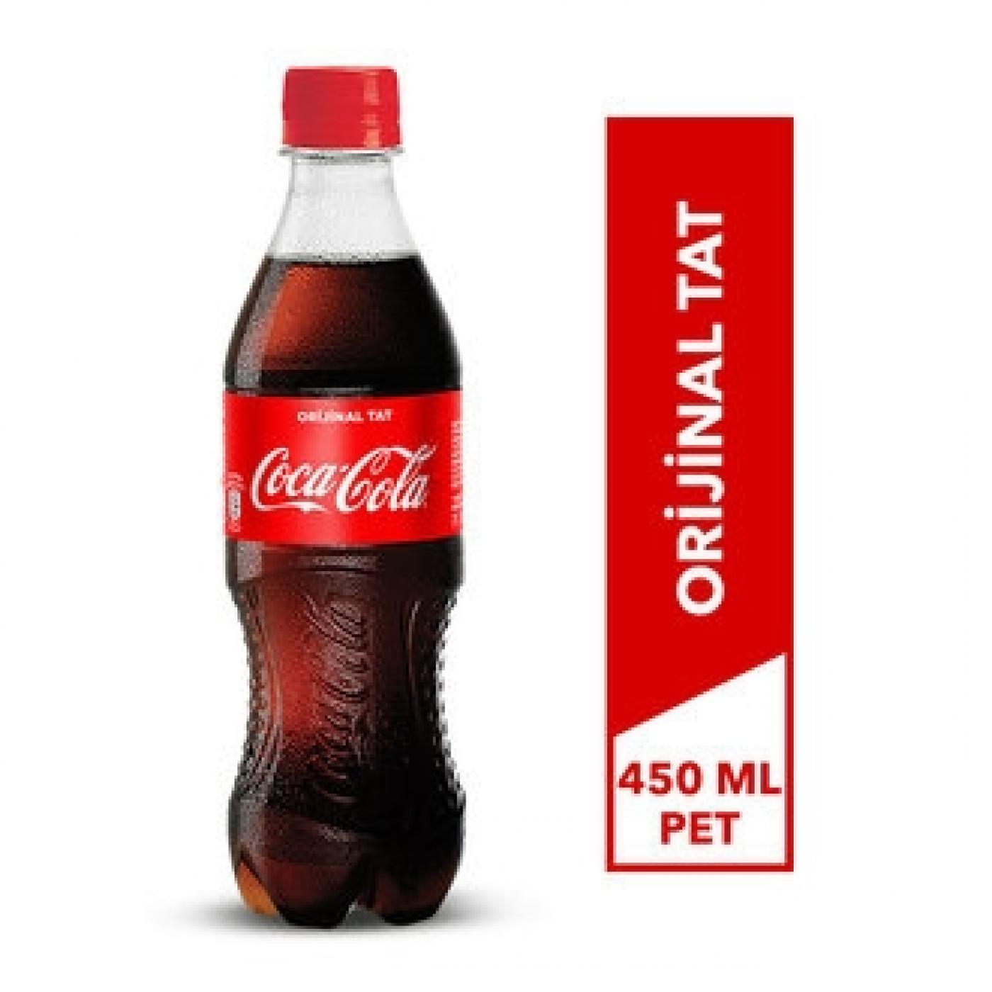 COCA-COLA 450ML