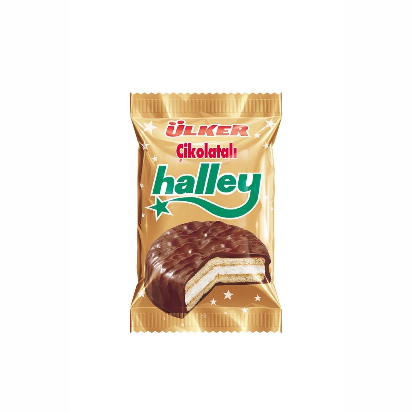 ÜLKER HALLEY 30GR (395)