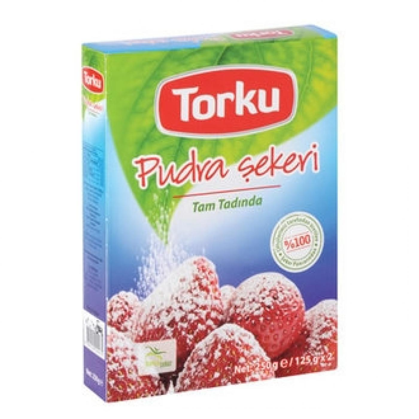 TORKU PUDRA ŞEKERİ 250GR