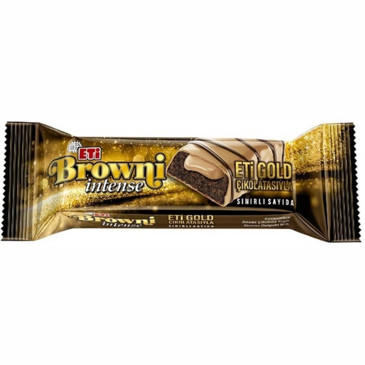 ETİ BROWNİ İNTENSE GOLD 48GR