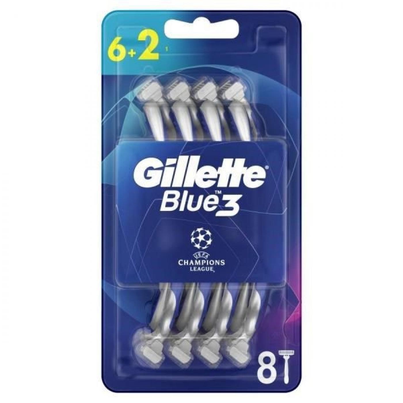 GİLL.BLUE3 MAKİNA + 8 YEDEK