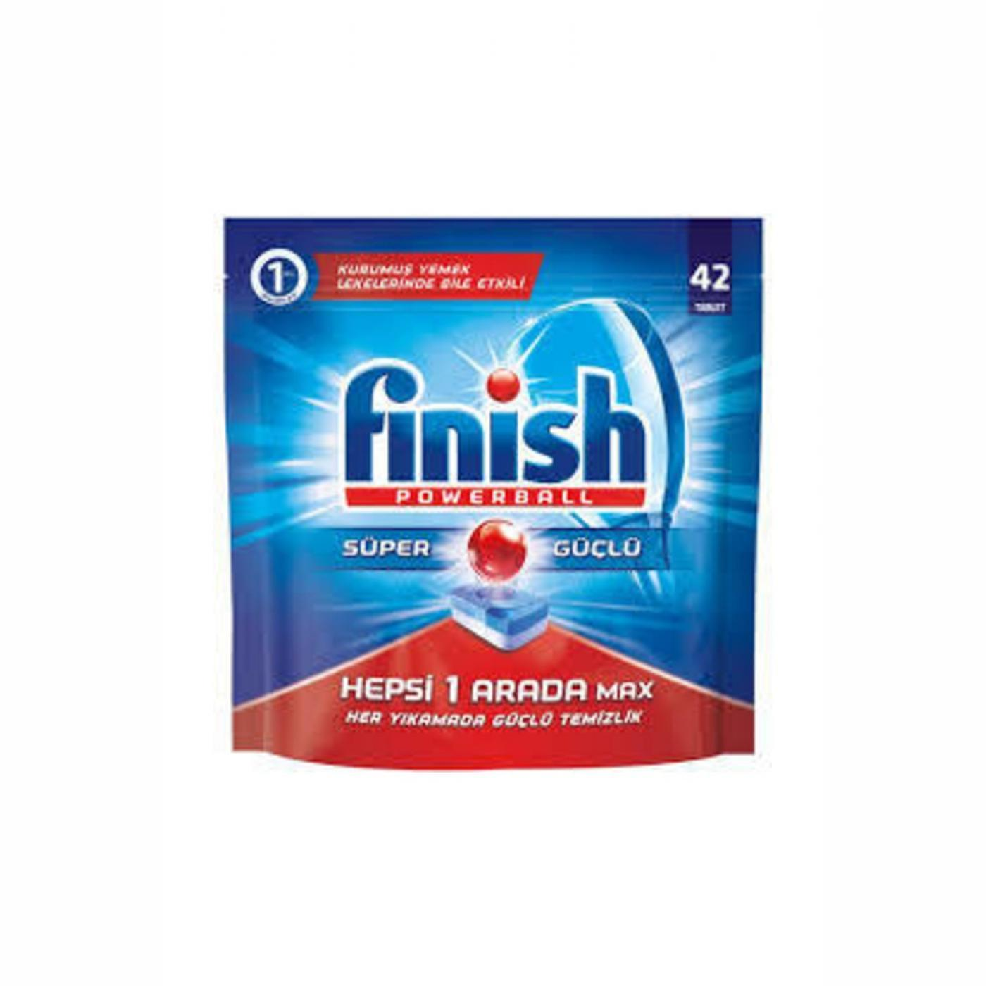 FINISH KAPSÜL HBA 42Lİ