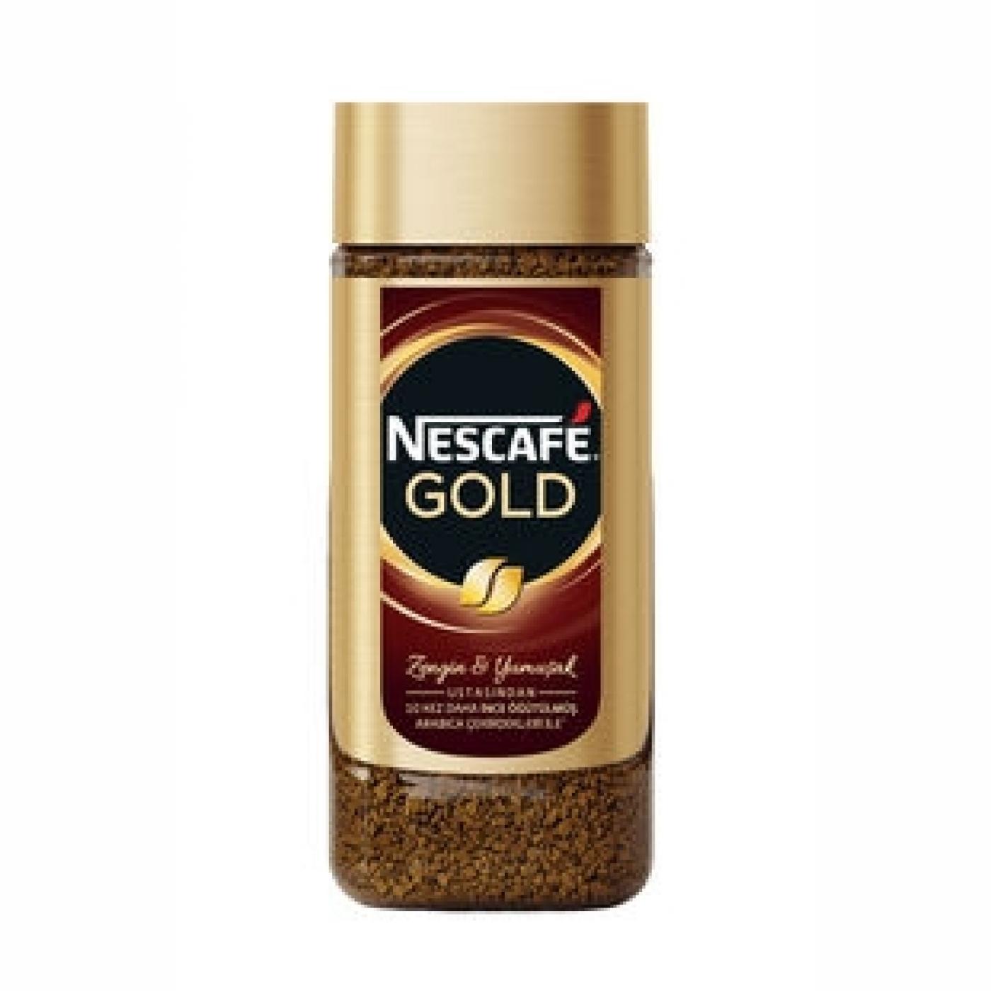 NESCAFE GOLD 100GR KAVANOZ
