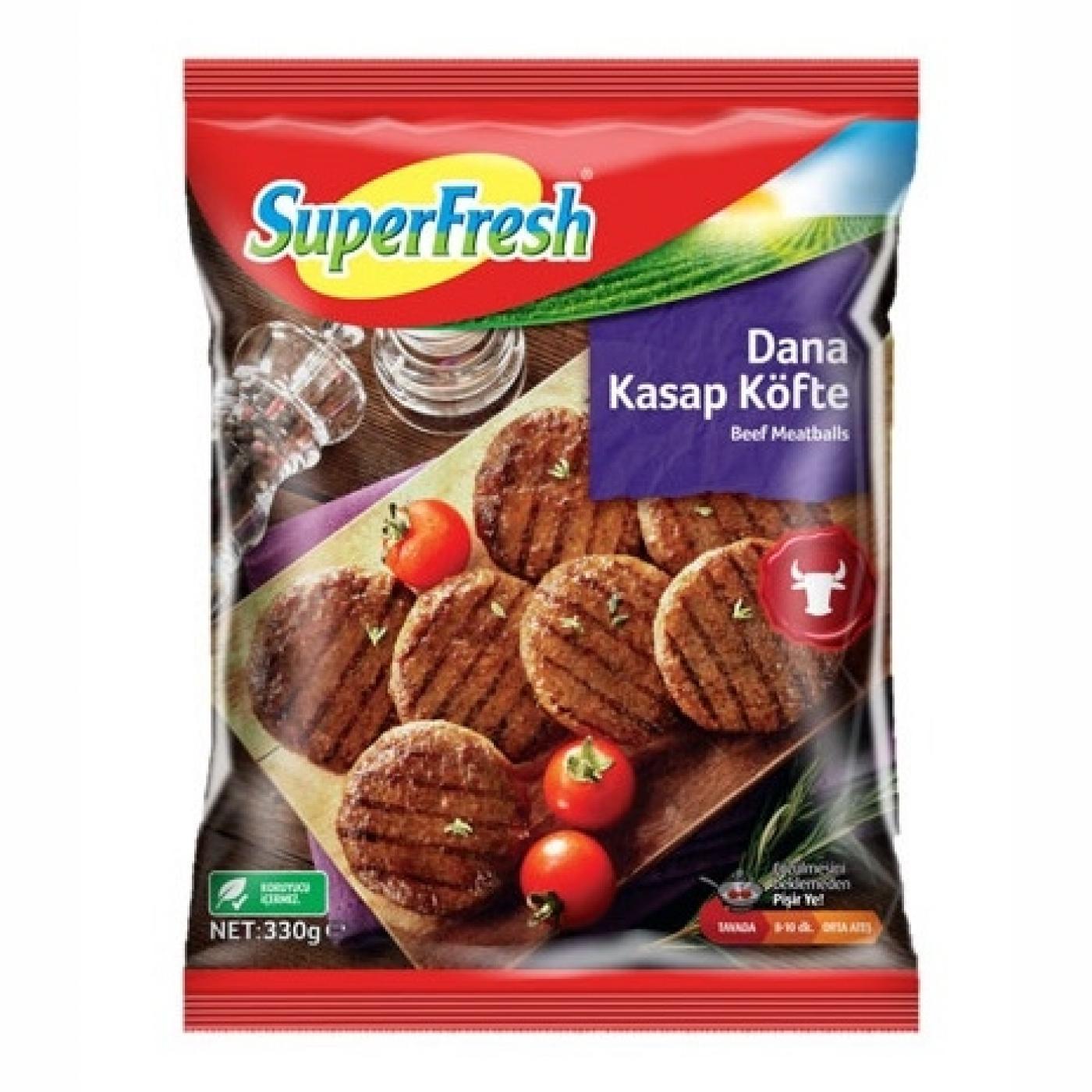SUPERFRESH KASAP KÖFTE 330GR