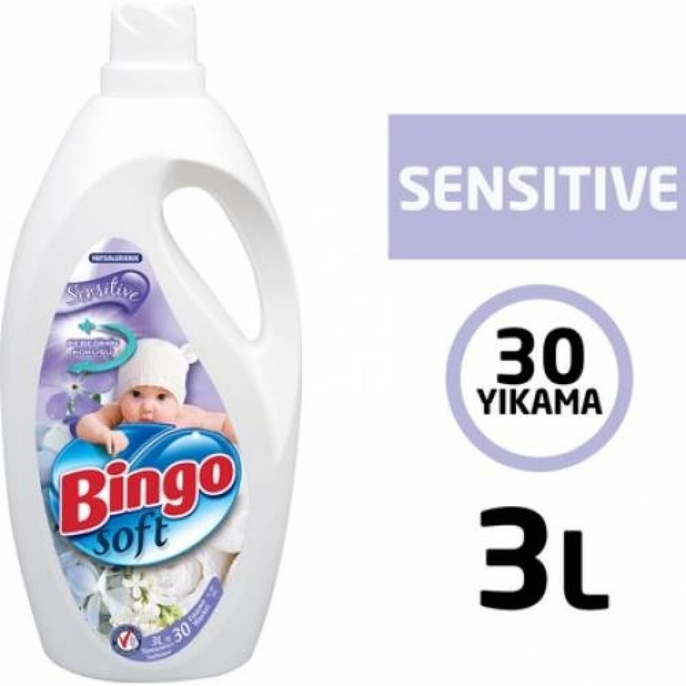 BİNGO SOFT 3LT SENSİTİVE