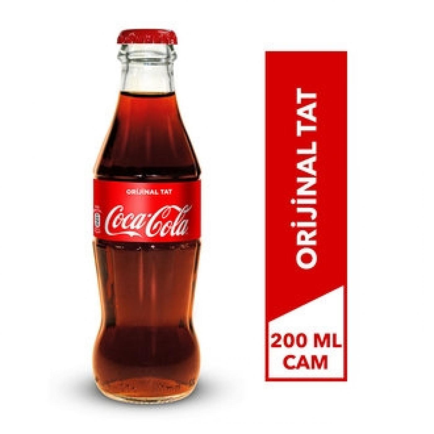 COCA-COLA 200ML