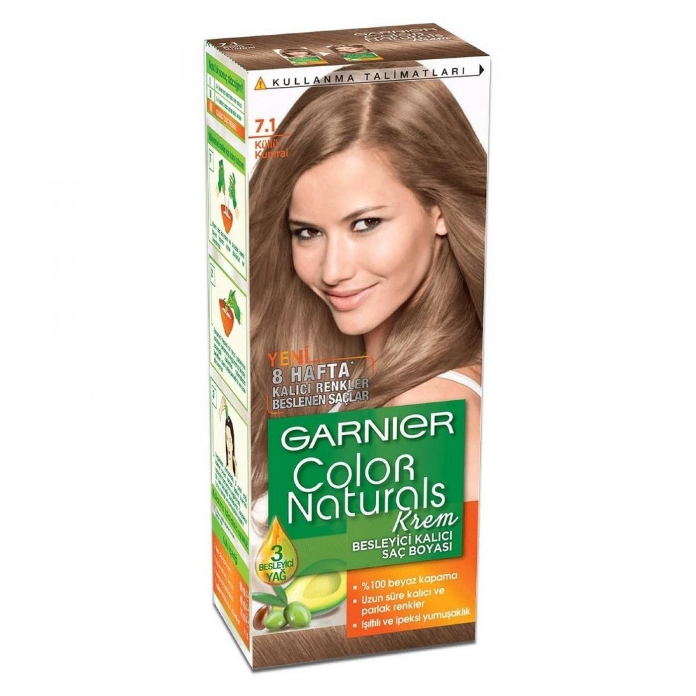 GARNIER COLOR NATURALS BOYA 7.1