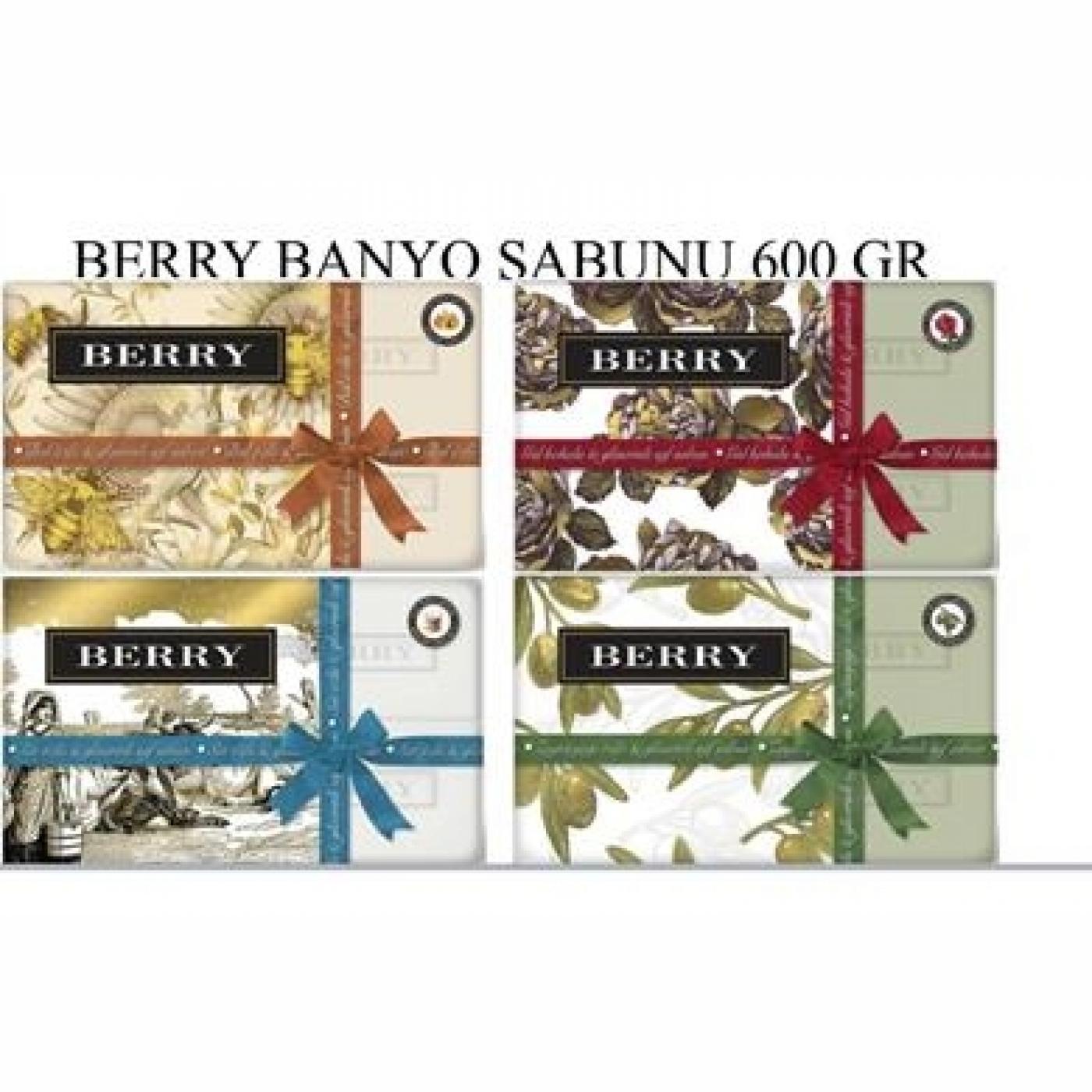 DEX BERRY 4*150GR BANYO SABUNU BAL ÖZLÜ