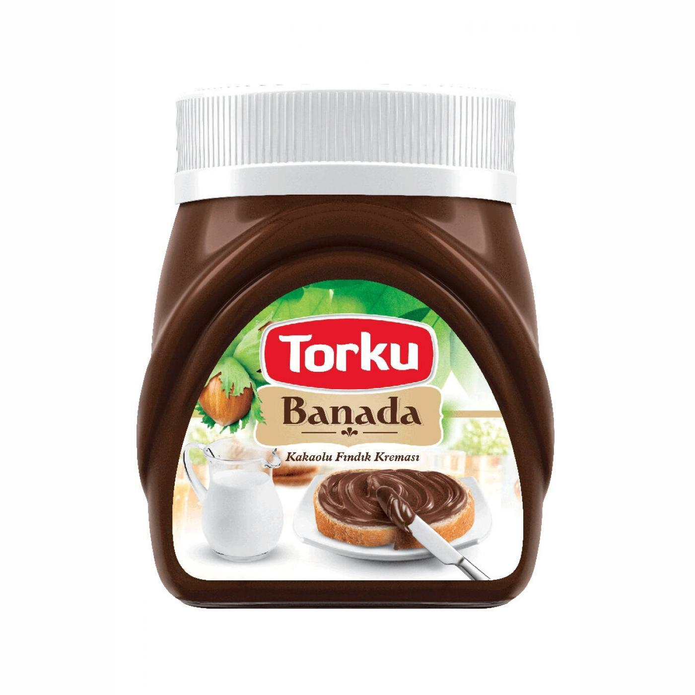 TORKU BANADA CAM 400GR