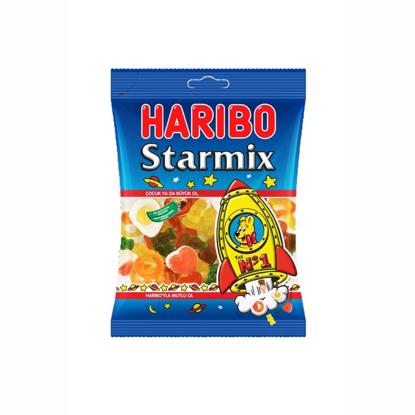 HARİBO 80GR STAR MIX