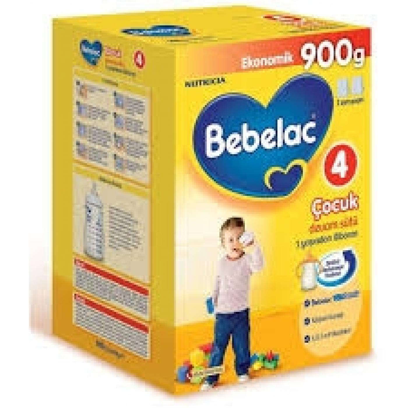 BEBELAC 4 900GR