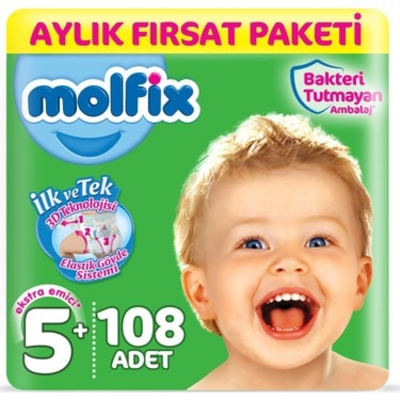 MOLFİX SÜPER F.PAKETİ (5+)JUNIORPLUS 54LÜ