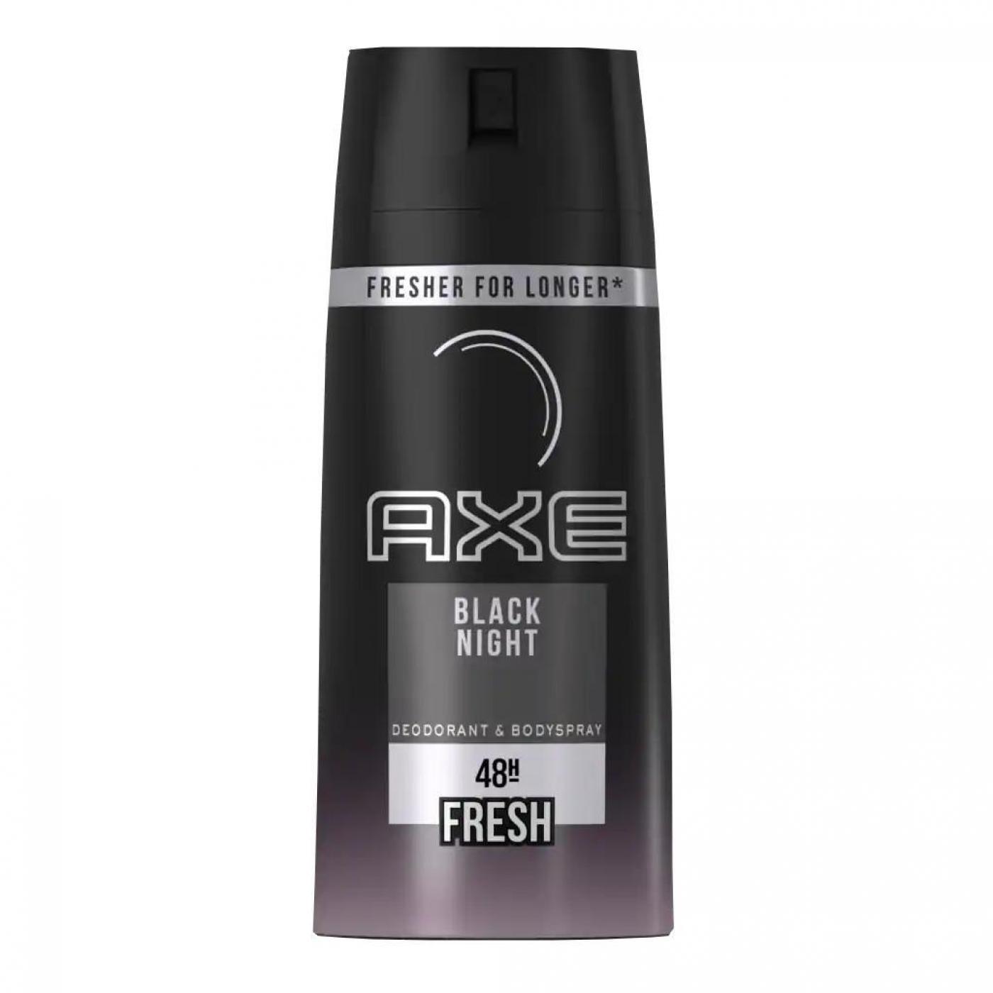 AXE DEODORANT 150ML BLACK NİHGT