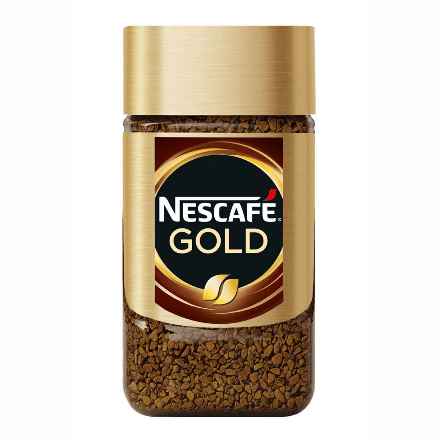 NESCAFE GOLD 50GR KAVANOZ